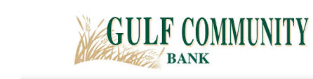 Gulf Community Bank  Logo